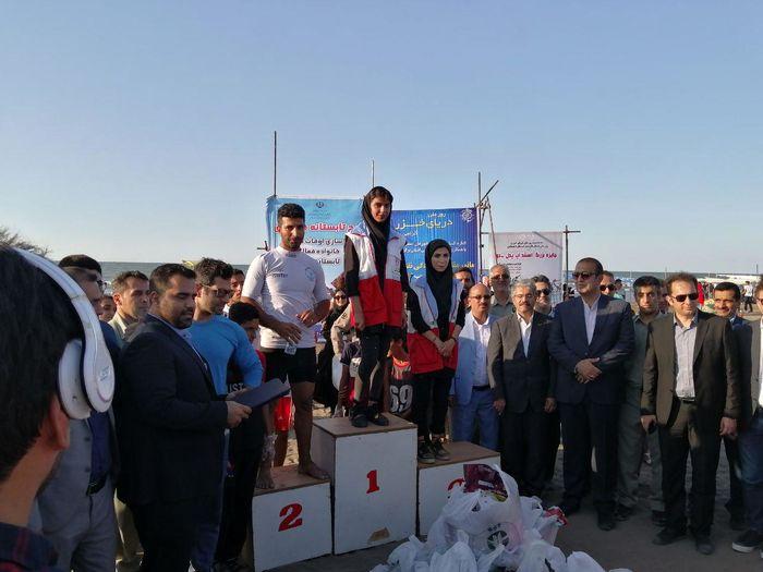 نخستین رویداد پاک ورزی ساحلی ایران با موفقیت در مازندران برگزار شد
