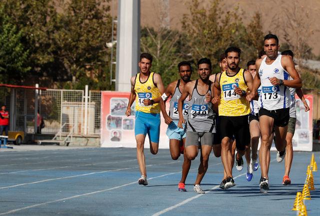 کسب مقام سوم مسابقات دوومیدانی قهرمانی کشور توسط ورزشکار بوکانی