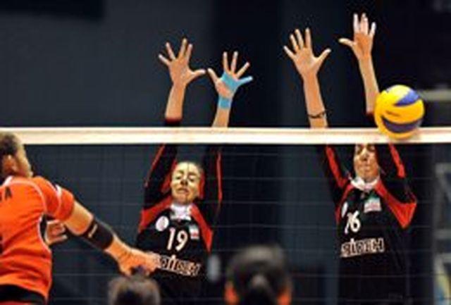 بانوان ملی پوش والیبالیست اعزامی به چین تایپه مشخص شدند