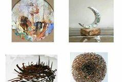 هنرمند الشتری در بین چهار هنرمند منتخب ایران جهت شرکت در آرت فر ابوظبی 2018