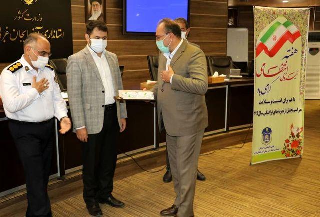 قرارگیری آذربایجانغربی در جایگاه برتر تحلیل تصادفات جادهای در کشور