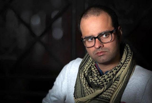 کاظم ملایی: «گورکن» نسبت به کار اولم، فیلم سختتری است