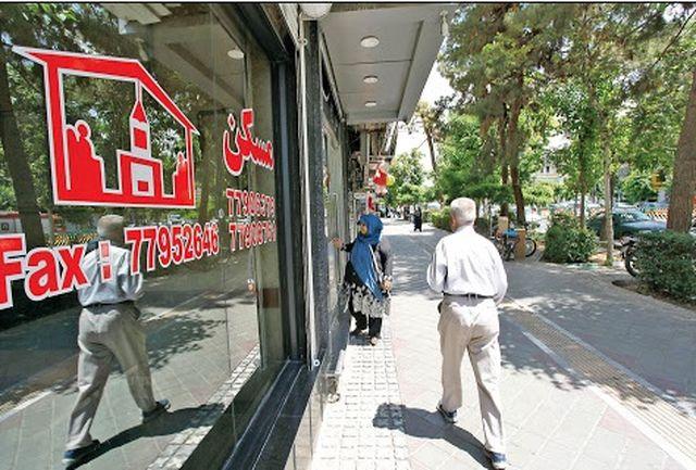 کاهش تورم ماهانه املاک مسکونی شهر تهران در آذرماه