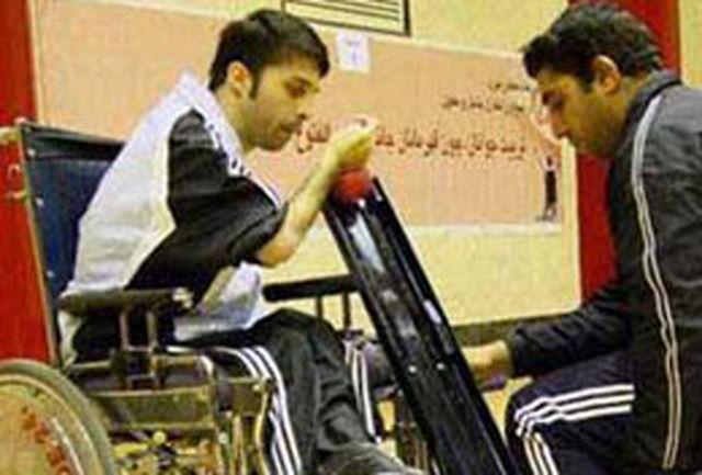 مسابقات بوچیا قهرمانی استان برگزار شد
