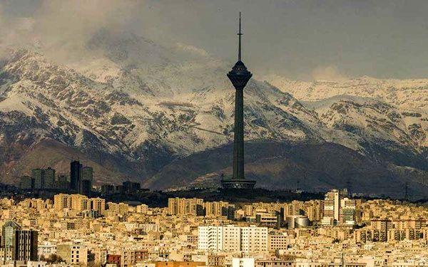 هوای تهران امروز قابل قبول است