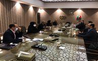 برگزاری کمیسیون توسعه بینالملل با حضور معاون توسعه ورزش قهرمانى