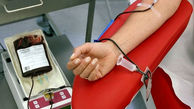 اجرای طرح اهدای خون جامعه ورزش و جوانان در اربعین حسینی