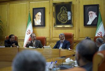نشست شورای اجتماعی کشور