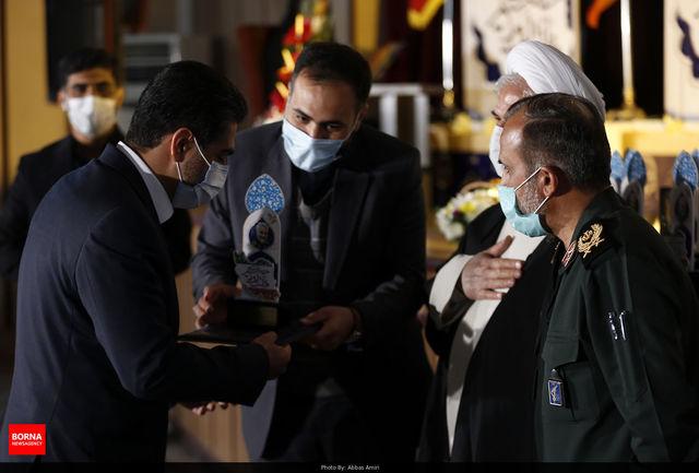 یادواره نخستین سالگرد شهید سلیمانی در شیراز برگزار شد