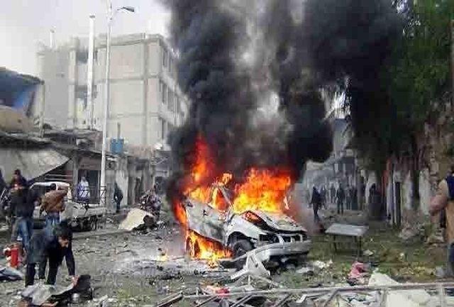 حمله داعش به مرکز خرید بغداد