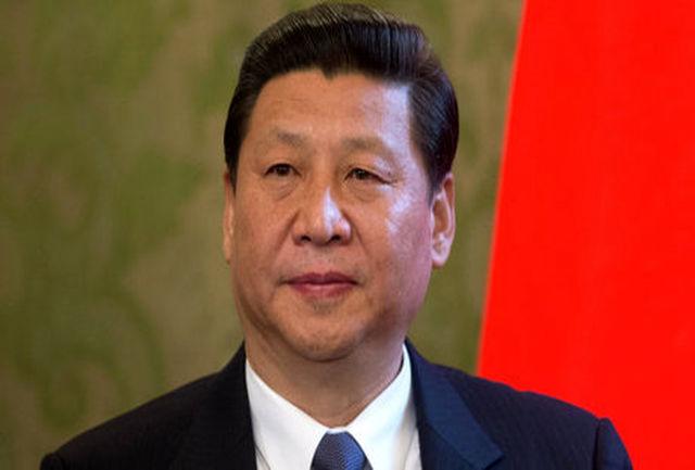 رییسجمهوری چین به حسن روحانی تسلیت گفت