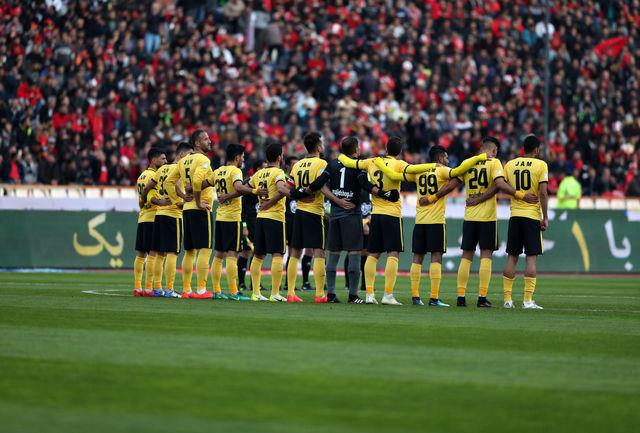 کنارهگیری تیم پارس جم از ادامه رقابتهای لیگ برتر صحت ندارد