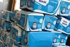 کشف انبار ماسک قاچاق در زاهدان