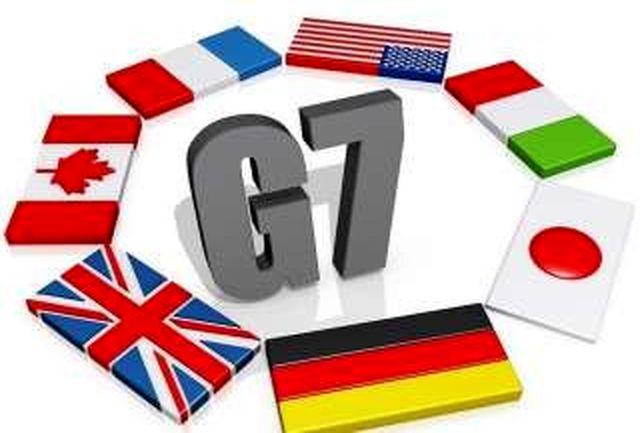 عکس جنجالی اوباما و مرکل در نشست G7/ ببینید