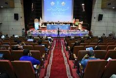 نشست خبری شهردار قم به روایت تصویر