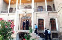 کتابخانه موزه مردم شناسی خانه کٌرد سنندج راهاندازی شد