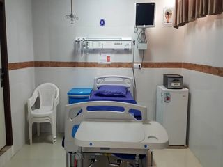 بهره برداری از بخش داخلی(۲) بیمارستان امام علی(ع) اندیمشک