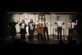 نمایش «تروکاژ» در تالار محراب