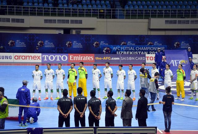 فهرست اسامی بازیکنان برای مسابقات مقدماتی قهرمانی فوتسال آسیا اعلام شد