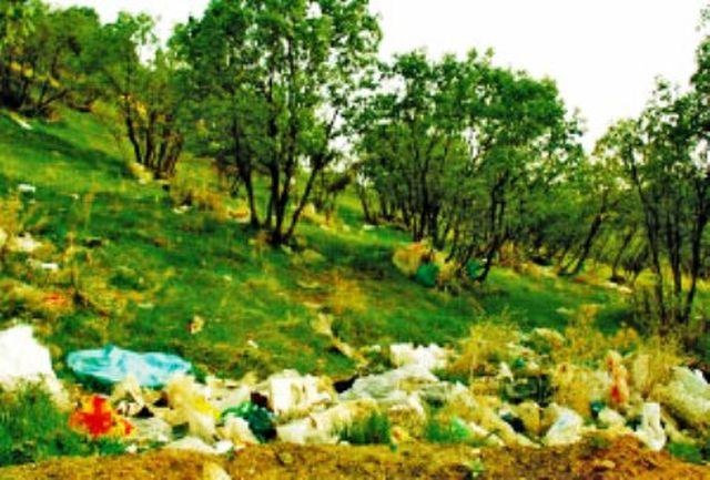 فرهنگ سازى براى عدم تولید زباله در طرح پاکداشت طبیعت