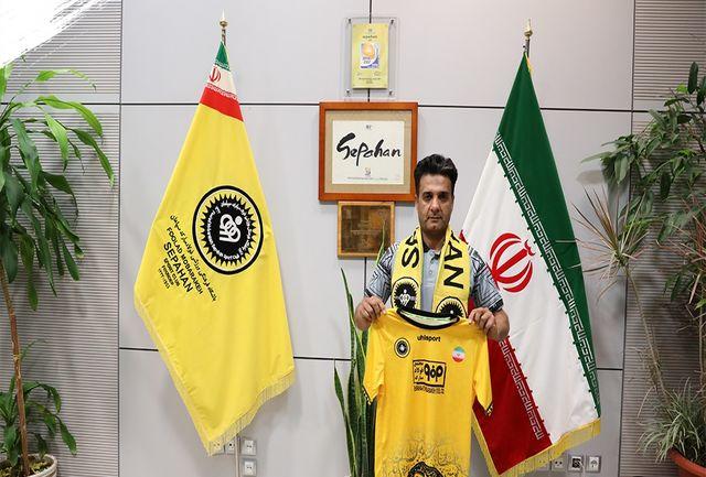 سرمربی تیم دوچرخهسواری سپاهان قرارداد خود را تمدید کرد