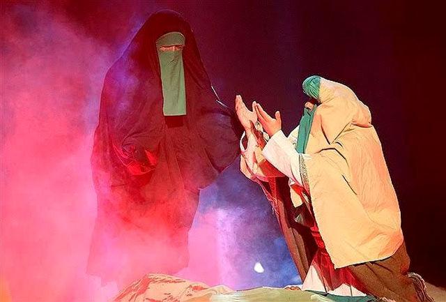 نمایش «نجم الثاقب» را در مسیر پیادهروی اربعین ببینید