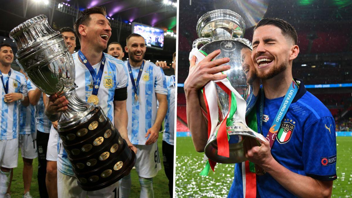 ایتالیا و آرژانتین جام بین قارهای برگزار میکنند