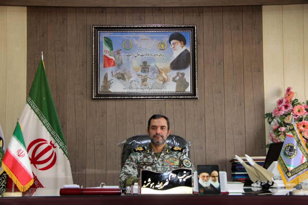 آسمان ایران ؛ خط قرمز نیروی پدافند هوایی ارتش جمهوری اسلامی ایران