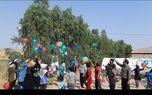 اجرای طرح«بهارمهربانی در بهارقرآن» در روستای سیل زده چم مهر
