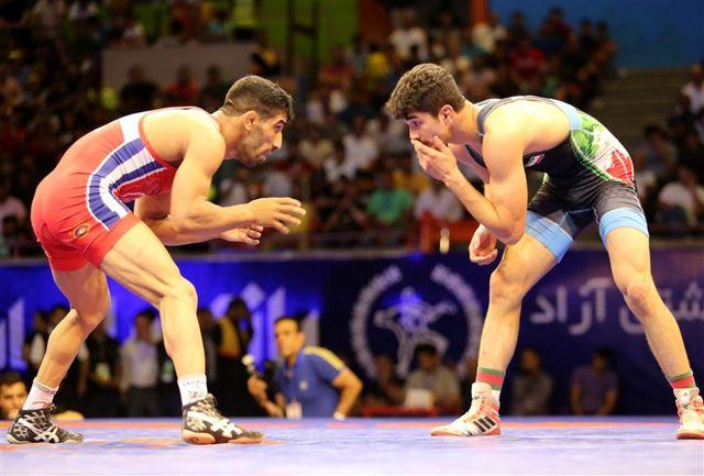 رقابت انتخابی درون اردویی در وزن 65 کیلوگرم برگزار میشود