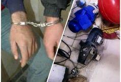 دستگیری سارقان ساختمانهای نیمه کاره با 14 فقره سرقت در رشت