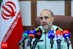 افسر پلیس تهران، جان دو نفر از شهروندان را نجات داد/ سردار رحیمی پیام تسلیت صادر کرد