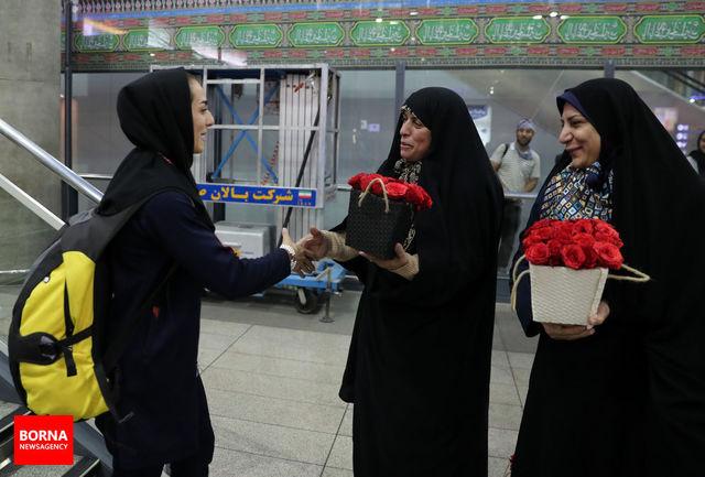 فرهادیزاد: مربی زن ایرانی میتواند بهترین فضا را برای رشد ورزشکاران ایجاد کند/ ببینید