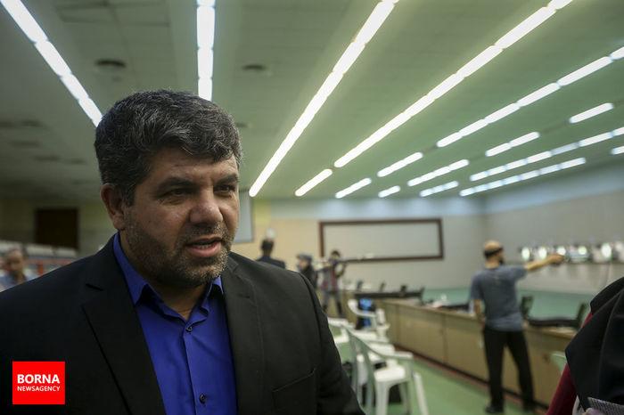 دادگر: امیدوارم تیراندازی در المپیک تاریخ ساز شود
