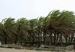 در سه روز آینده وزش باد شدید پدیده غالب در سیستان و بلوچستان و کرمان خواهد بود
