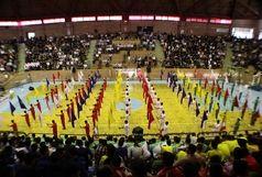 مرحله استانی مسابقات ورزش دانش اموزی در دهلران برگزار می شود