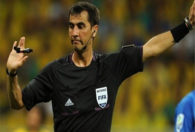 سوت بازی فینال به ایرماتوف ازبک رسید