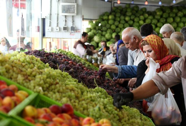 ۱۸ میلیارد ریال یارانه به میوه شب عید در کردستان اختصاص یافت