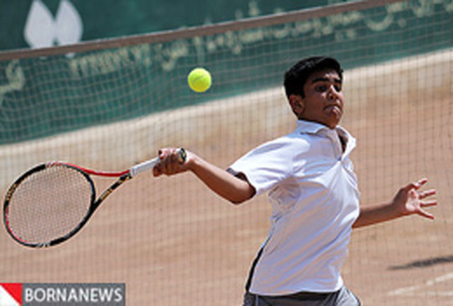 ارتقاء بازیکنان جوان ایرانی در رده بندی جهانی تنیس