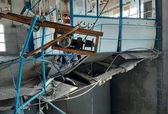 در اثر انفجار در کارخانه الکل بدره یک نفر جان سپرد