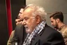 ویدئویی متفاوت از آرزوی ناصر ملک مطیعی