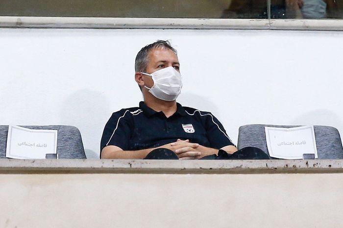 اسکوچیچ دو رقابت لیگ برتر را از نزدیک به تماشا مینشیند