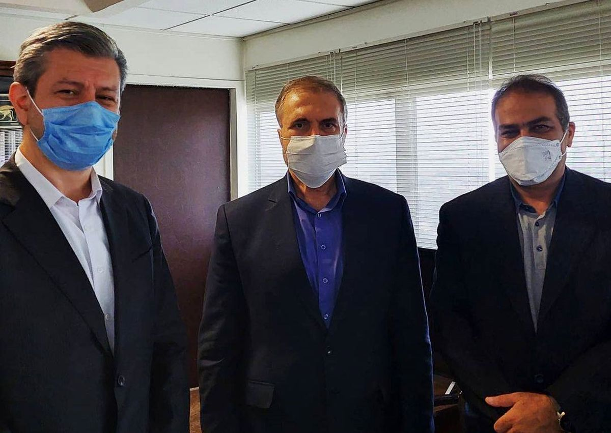 دیدار رئیس فدراسیون موتورسواری و اتومبیلرانی با معاون امنیتی و انتظامی وزیر کشور