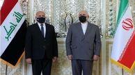 «طنین» سفر فواد حسین وزیر خارجه عراق به تهران