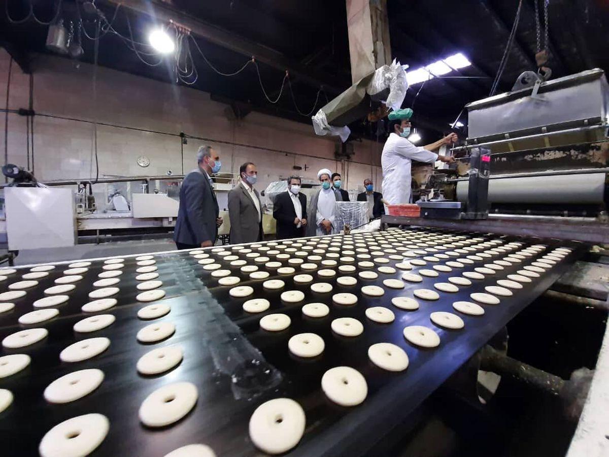 افزایش ظرفیت تولید کارخانه کیوان همدان