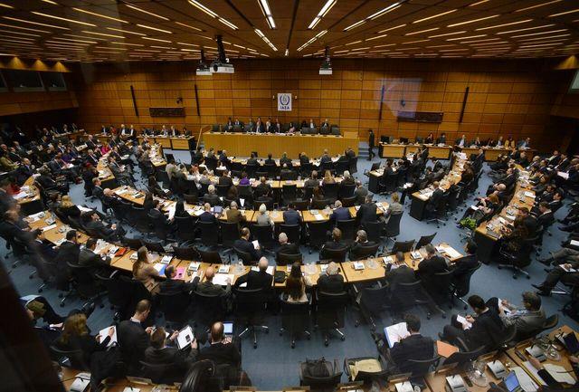 مطالبه آمریکا از ایران در جلسه شورای حکام
