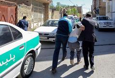 دستگیری 3 خرده فروش مواد مخدر در فامنین
