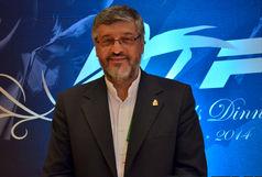 پولادگر به عنوان نایب رییس اتحادیه تکواندو آسیا انتخاب شد