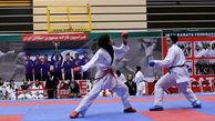 افتخار آفرینی کاراته کاهای استان در رقابتهای مجازی اوراآسیایی سبک شیتوریو