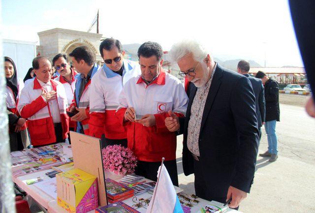 طرح ملی خدمات نوروزی در قزوین آغاز شد